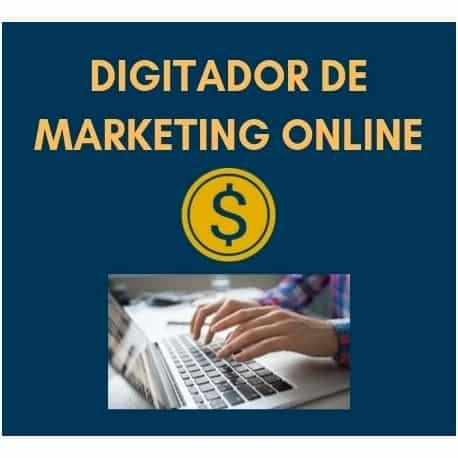 digitador de marketing online é seguro